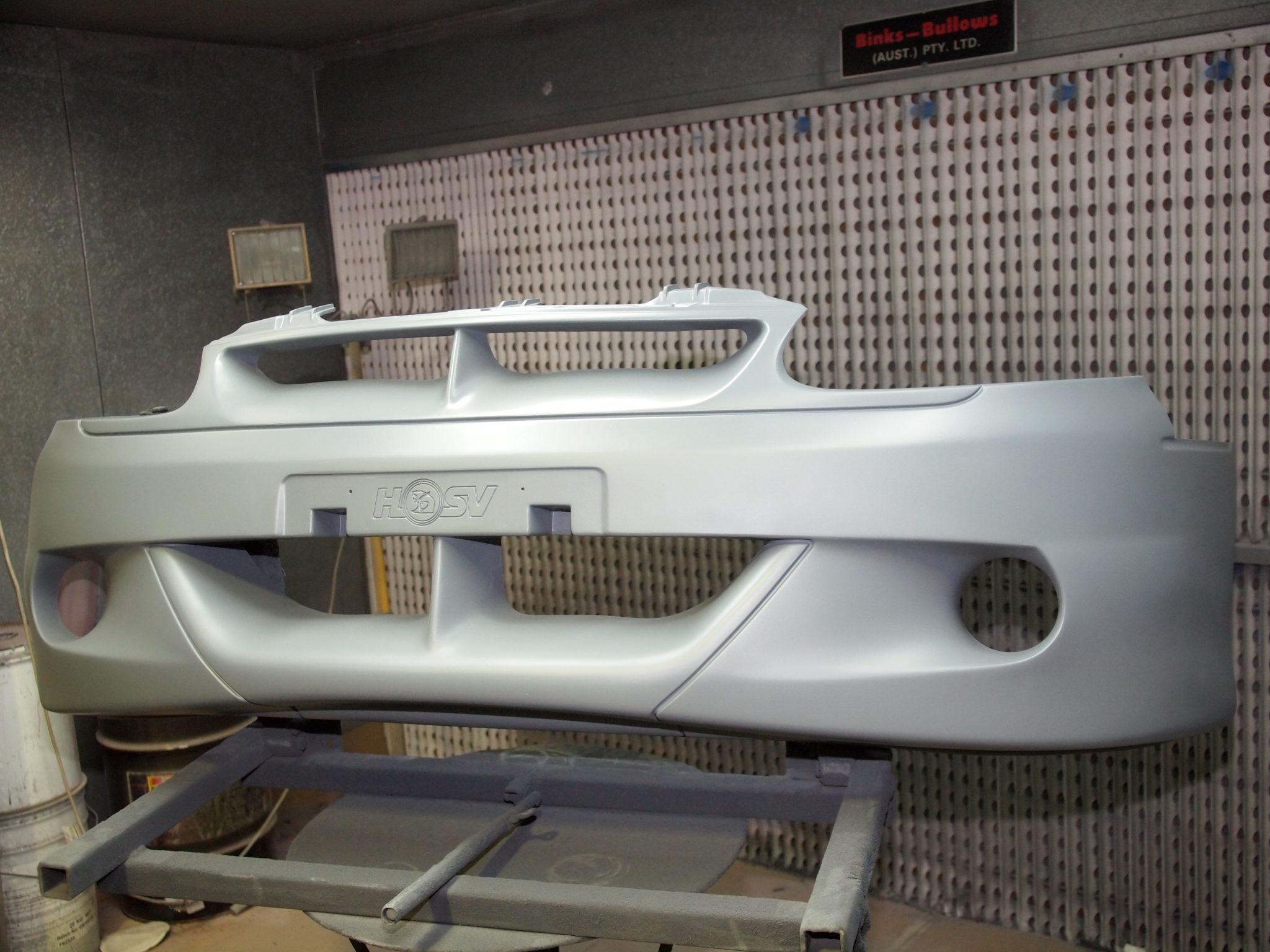Bumper Restoration